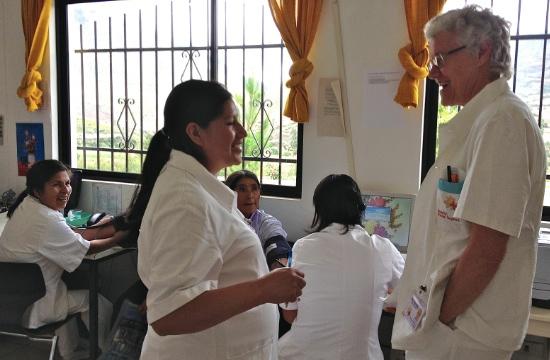 Personalbistånd_Lotten i Peru