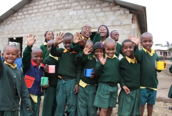 Tanzania_primary school elever