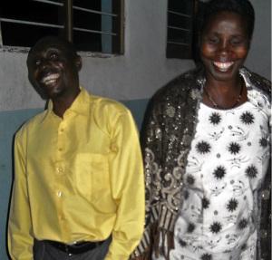 Mr and Mrs Damian Ephraim.tanzania