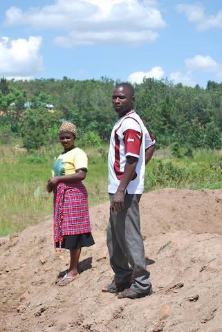 Obadia och hans fru happiness