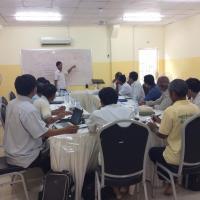 Kambodjanerna lär sig anpassa jordbruket till klimatförändringar