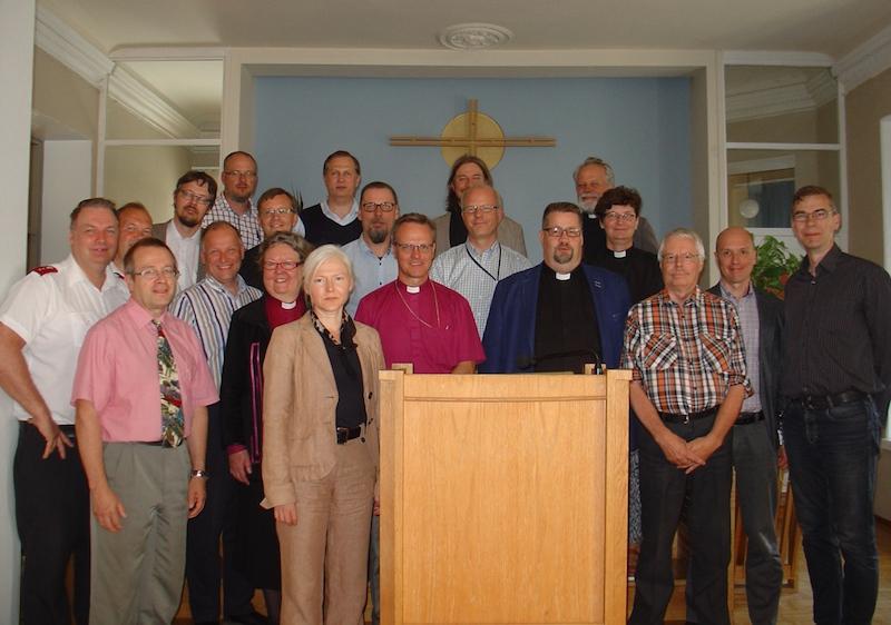 Ekumeniskt samtal om gästfrihet i Helsingfors