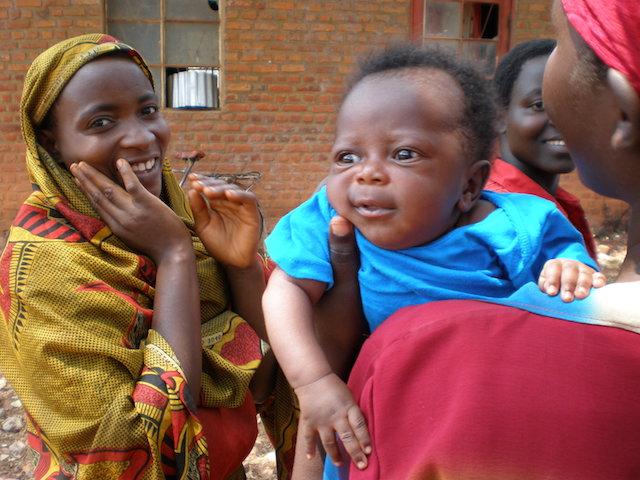 Framtidstro i Burundi