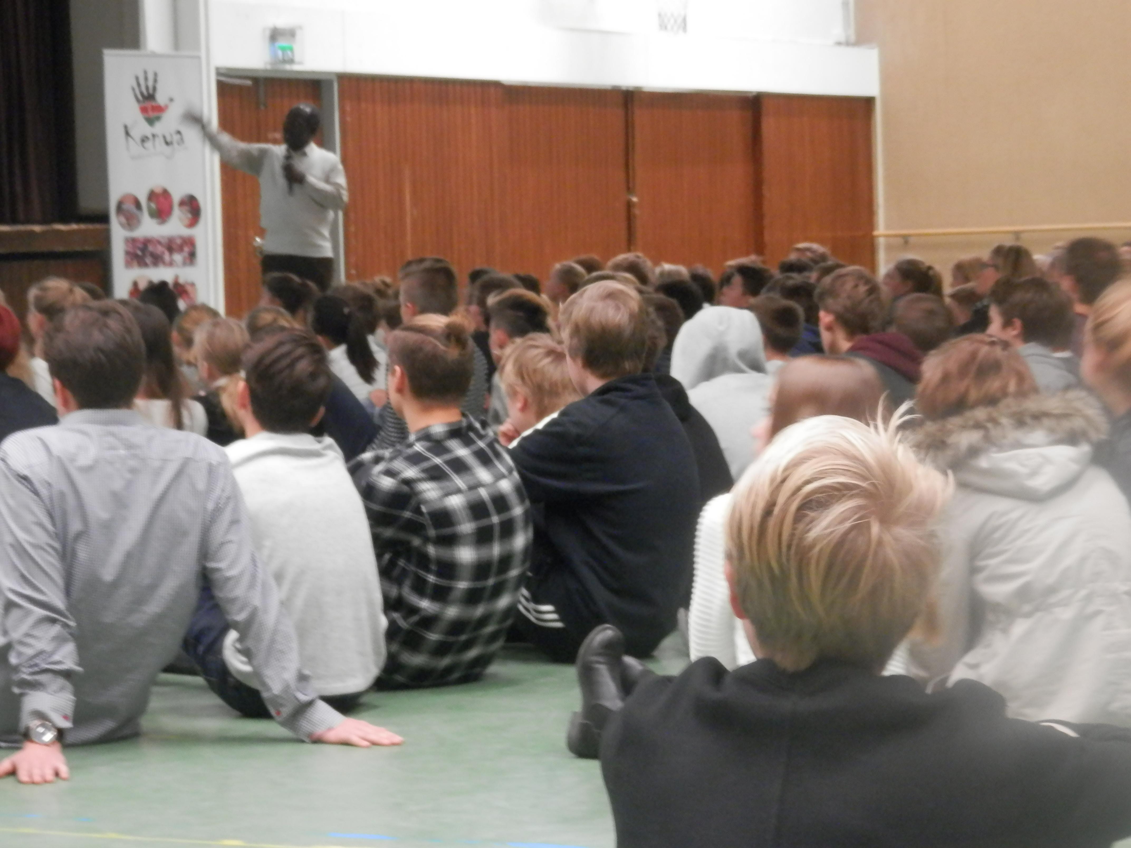 Kenyabesök i Svenskfinland