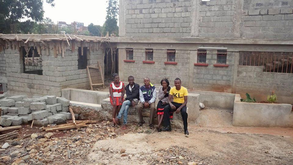 Internatbygge i Kenya ger fler unga studiemöjligheter