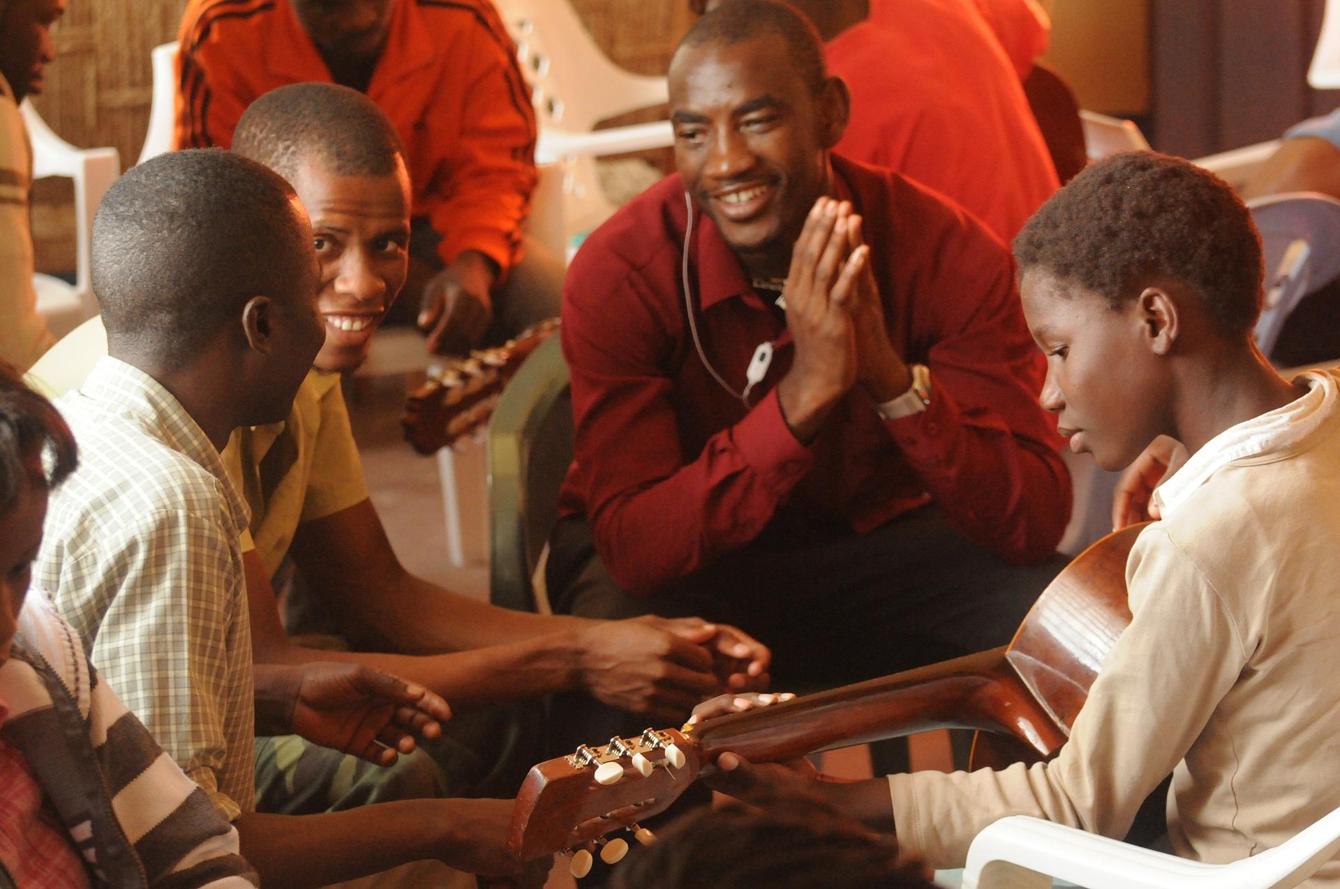 Nytt projekt för barn och unga planeras i Moçambique