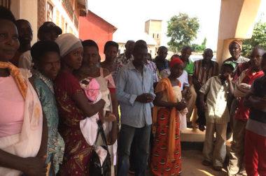Förvandlade liv i Burundi!